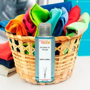recarga mikado 100ml ropa limpia con ropa